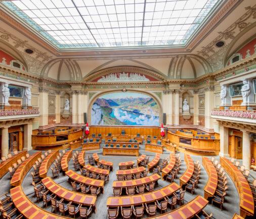 Ständerat Bundeshaus