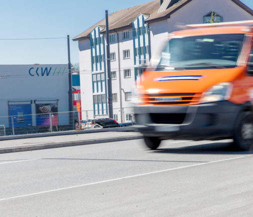 Verkehr Luzern Strasse