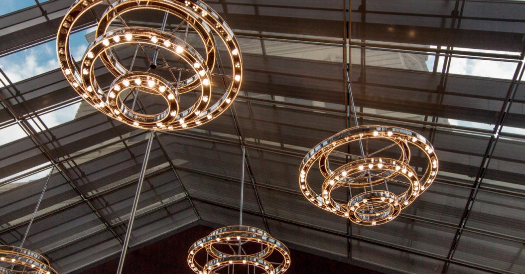 Licht Bundeshaus