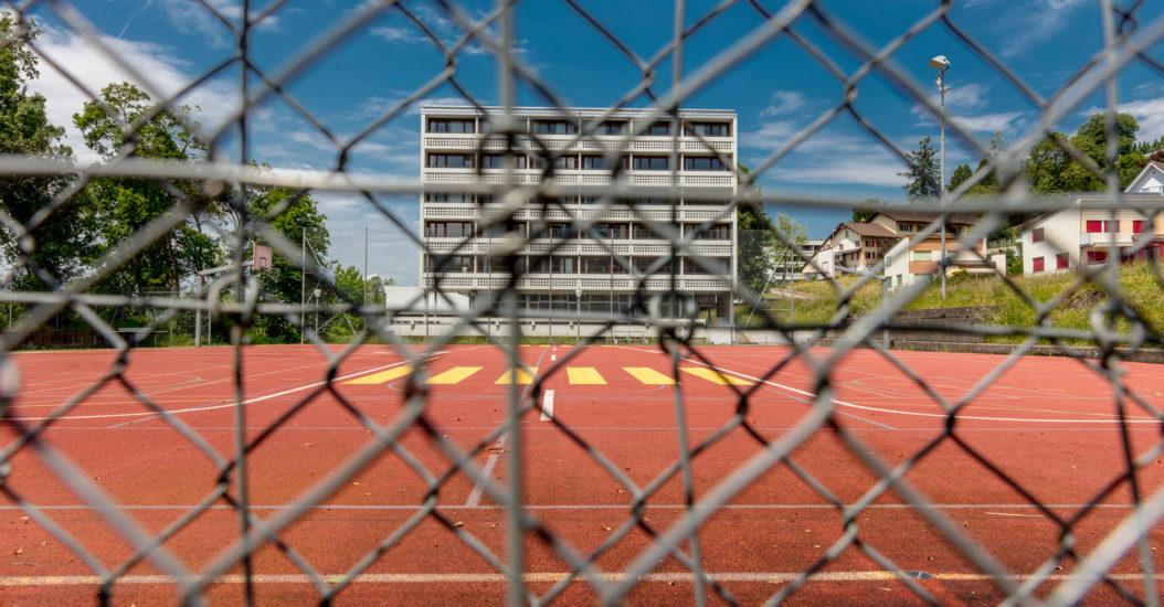 Sicherheit Sport Polizeischule