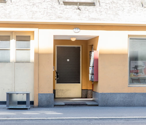 Auslandpolitik Baselstrasse