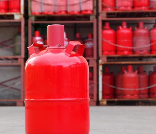 Gaslager
